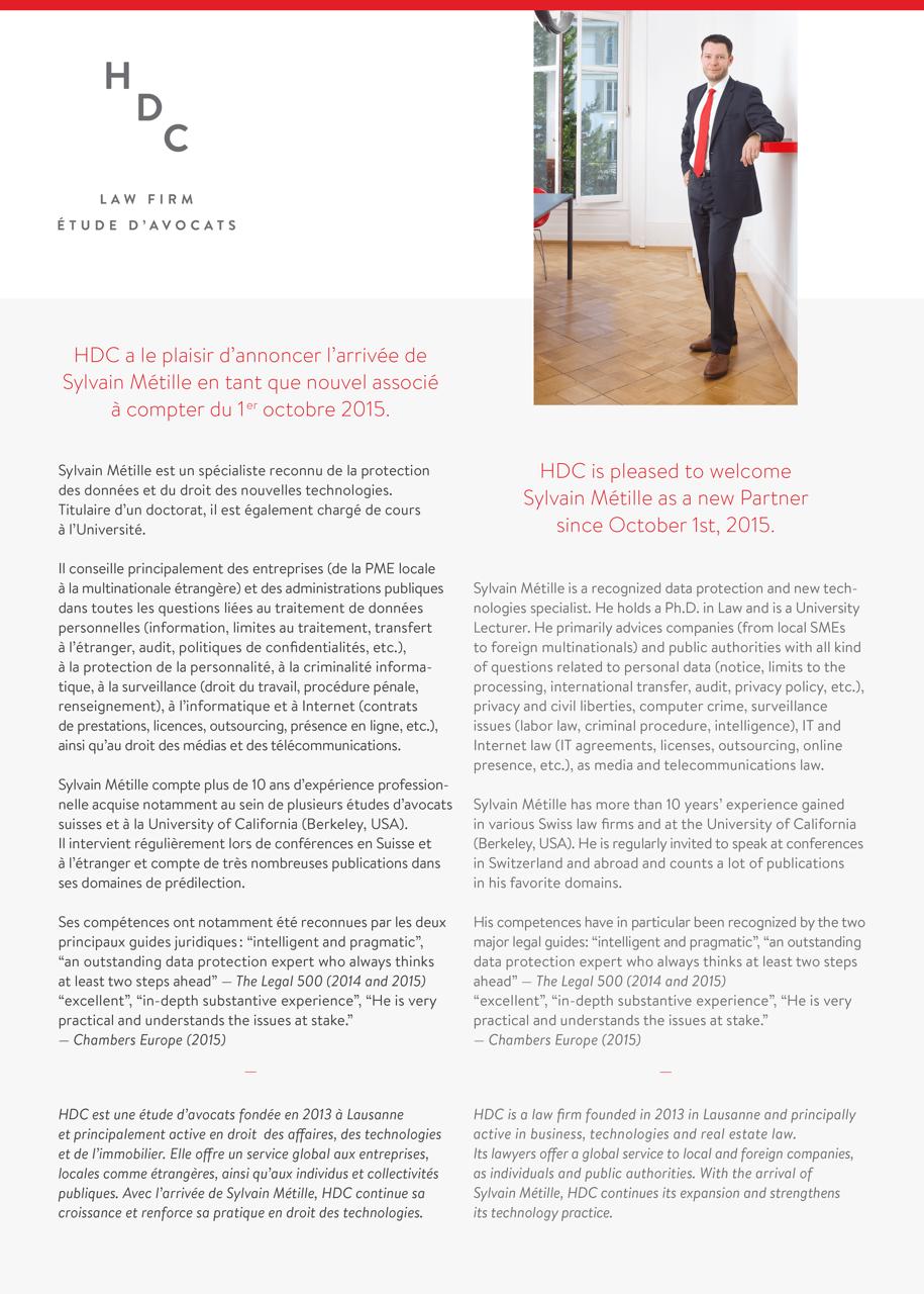 HDC_SylvainMetille